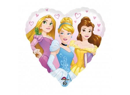 "Palloncino Princess Heart 18"""