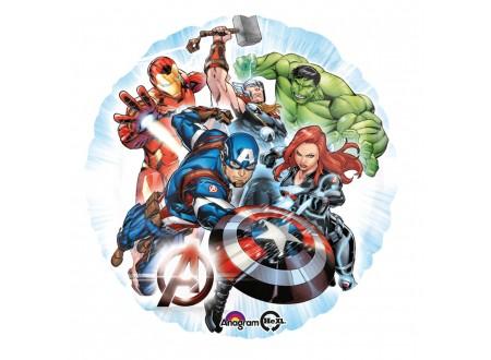 """Pallone Avengers Round 18"""""""