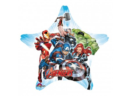 Pallone Avengers  Jumbo