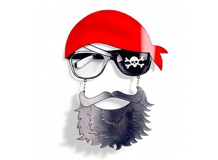 Occhiale Pirata - pz. 1