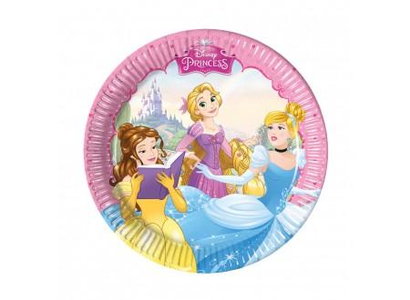 Piatto Piano 20 cm Princess cf.8