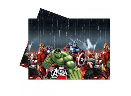 Tovaglia Plastica cm 120x180 Avengers