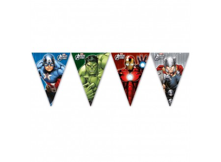 Bandierine Avengers