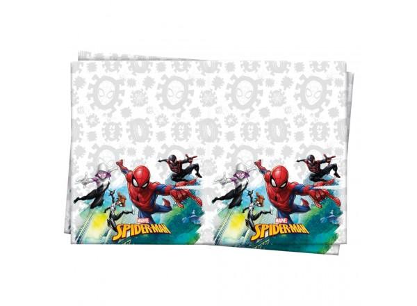 Tovaglia Plastica cm 120x180 Spiderman