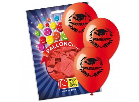 Palloncini Medium Festa di Laurea cf. 18