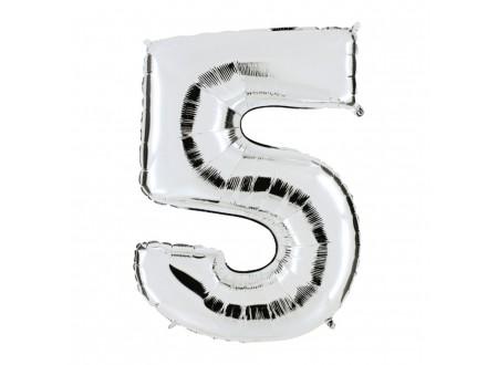 Palloncino numero 5