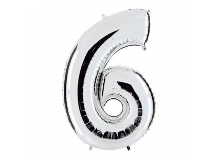 Palloncino numero 6