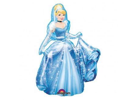 Palloncino Mini Shape Cinderella