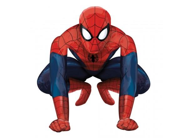 Pallone Spiderman 40 FOIL - AIRWALKER
