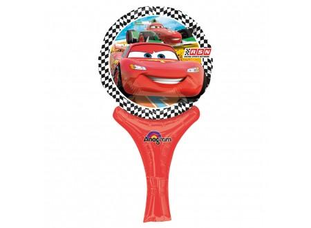 Pallone Inflate a Fun Cars