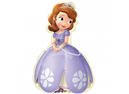 Palloncino Mini Shape Principessa Sofia