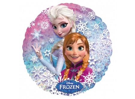"""Pallone Frozen -HOLOGRAPHIC 40 FOIL - 18"""""""