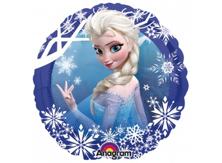 "Palloncino Round 9"" Frozen"