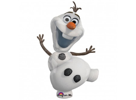 Pallone DISNEY FROZEN OLAF 40 FOIL - SUPERSHAPE