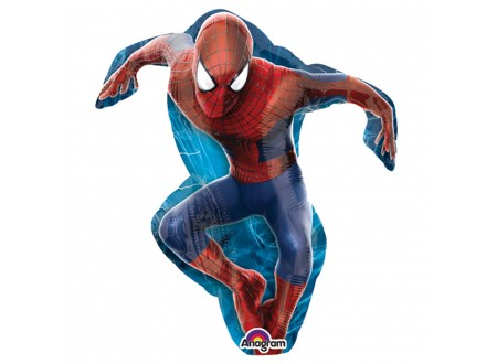 Palloncino Mini Shape Amazing Spiderman