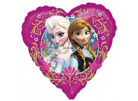 "Pallone Frozen -HEART 40 FOIL - 18"""