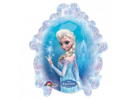 Palloncino Mini Shape Frozen