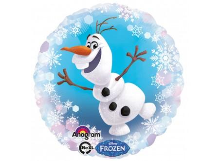 "Pallone Frozen - OLAF 40 FOIL - 18"""