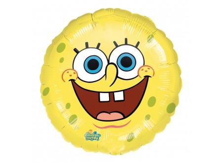 "Palloncino Spongebob Round18"""