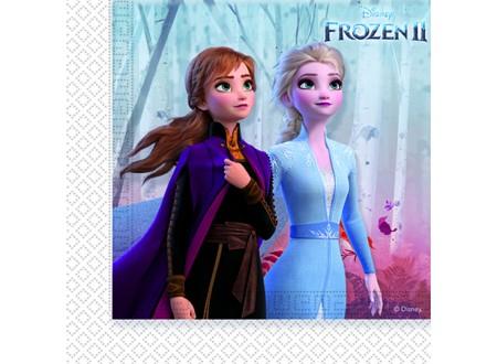 Frozen 2 - Tovaglioli cm 33x33 cf 20