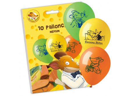 Palloncini Geronimo Stilton