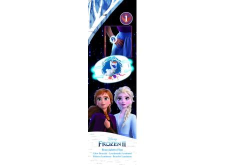 Frozen 2 - Braccialetto Fluo