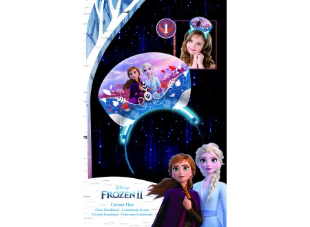 Frozen 2 - Corona Fluo