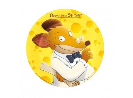 Piatti Geronimo Stilton 23 cm