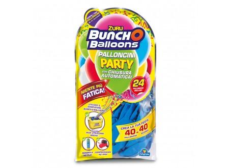 BUNCH-O-BALLOONS CF. 24 - AZZURRO