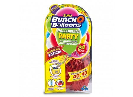 BUNCH-O-BALLOONS CF. 24 - ROSSO
