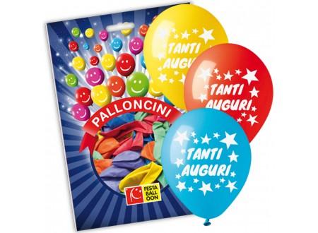 Palloncini Tanti Auguri