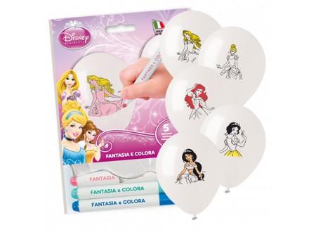 Kit Fantasia e Colora Principesse